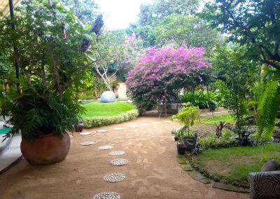 Villa Sekala Garden Path