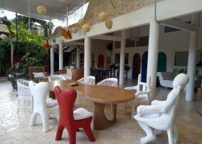 Villa Sekala Writing Space
